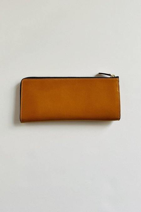 Il Bussetto Long Zipped Wallet - Pecan