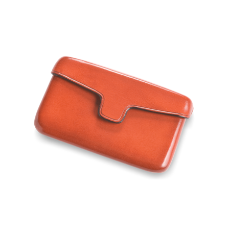 Il Bussetto Leather Business Card Holder wallet