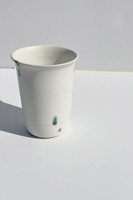A.Cheng Lip Column Wide Vase