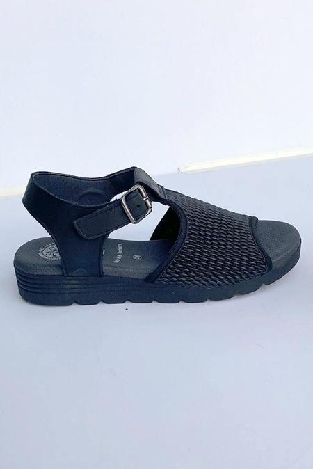 Worishofer Toledo Sandal - Black