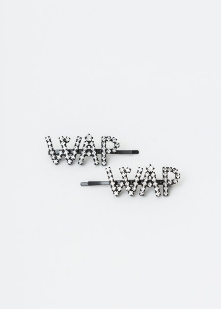 Ashley Williams Wap Single Hair Pin - BRASS