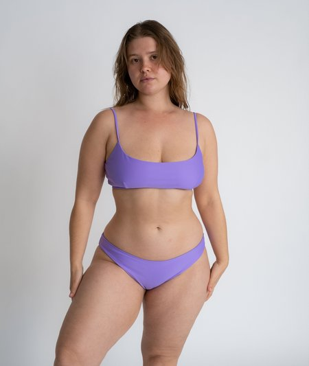 The Saltwater Collective Ava Bottom - Lavender