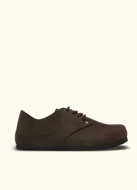 Birkenstock x YMC Maine Suede Shoes - Mocha
