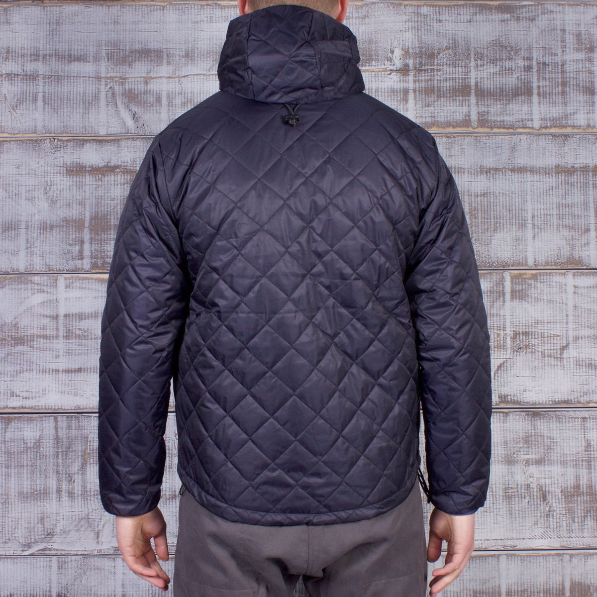 Battenwear quilted guide parka well spent.