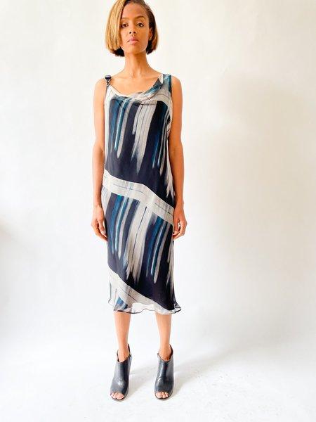 [Pre-loved] Maison Margiela Printed Midi Dress