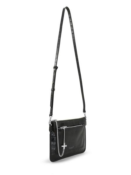 Dylan Kain The Margot Croc Bag - Black