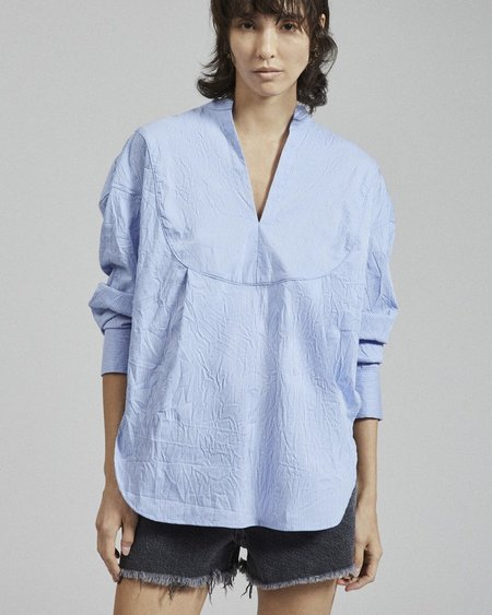 Rachel Comey CALO TOP - Blue Multi