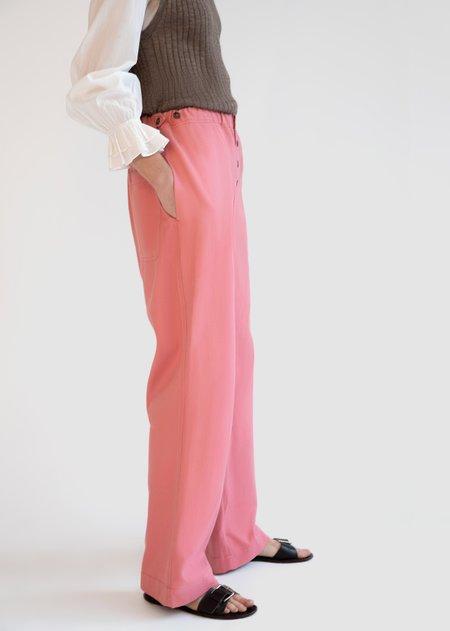 Caramel Judo Trouser - Pink
