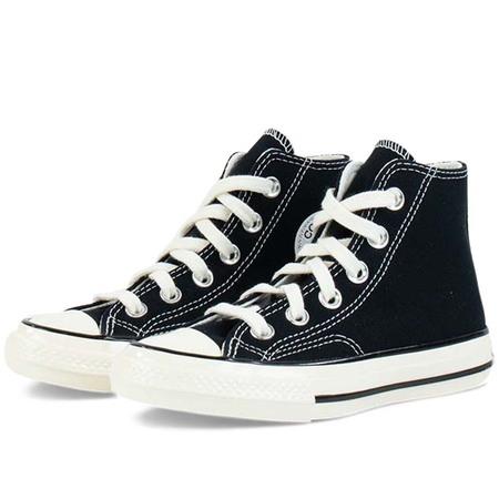 Kids Converse Chuck 70 Hi Sneakers - Black