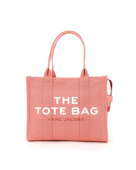 Marc Jacobs Cotton Tote Bag - Pink