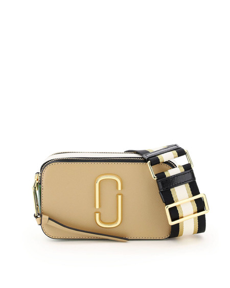 Marc Jacobs Saffiano Leather Snapshot Bag - Multicolor