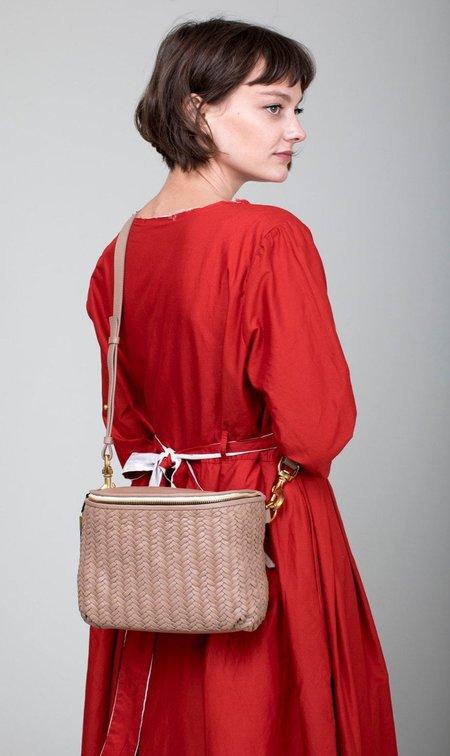 Kempton & Co Basket Weave Mini Windbourne - Blush