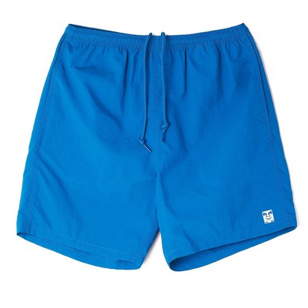 Obey Easy Relaxed Shorts - Blue Beat