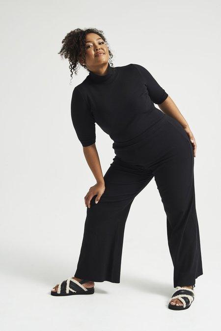 Lois Hazel Comfort Pant - Black