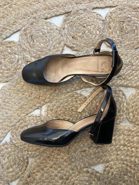 Pre-loved No. 6 Shoe - BLACK