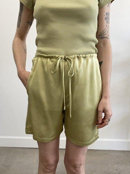 signe Sierra Shorts - Willow green