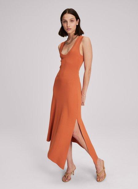 A.L.C. Cherrie Dress - Clay