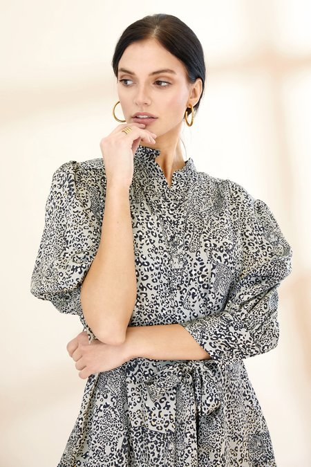CHRISTY LYNN Emi Dress - Leopard Print