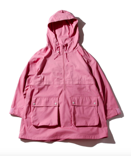 F/CE SWITCHED BIG ANORAK - PINK