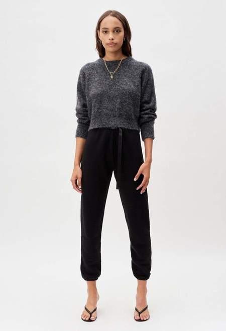 John Elliott Belted Vintage Fleece Sweatpants