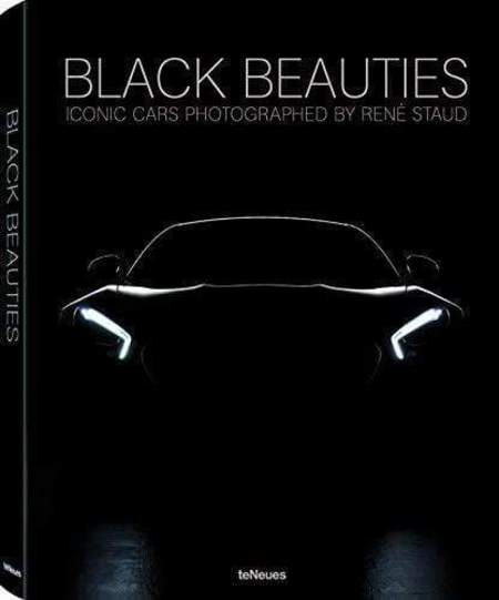 teNeues Black Beauties: Iconic Cars Photographed by Rene Staud