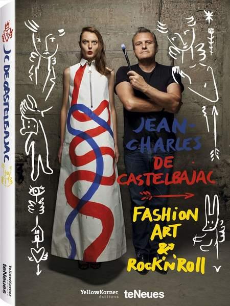 teNeues Fashion, Art & Rock'n'Roll Book