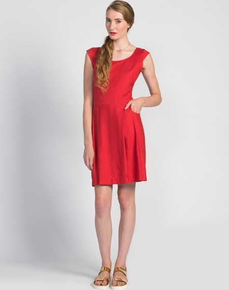 Allison Wonderland Wimbledon Dress