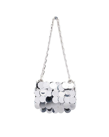 Paco Rabanne Iconic 1969 Bag - Silver