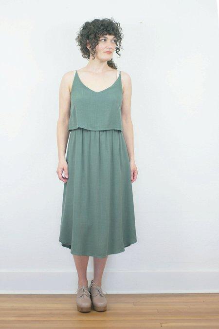 COKLUCH Savane Dress - Sage