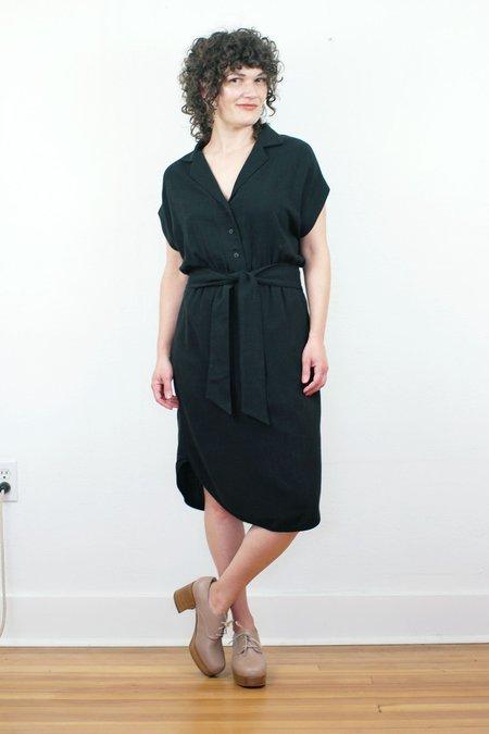 COKLUCH Ungava Dress - Black