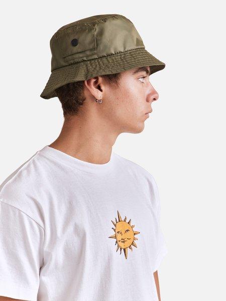 General Admission Satin Bucket Hat - Olive