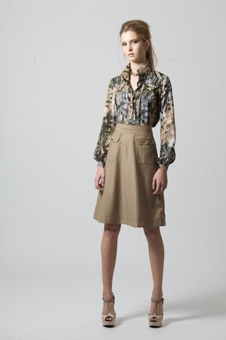 Allison Wonderland Daytripper Skirt