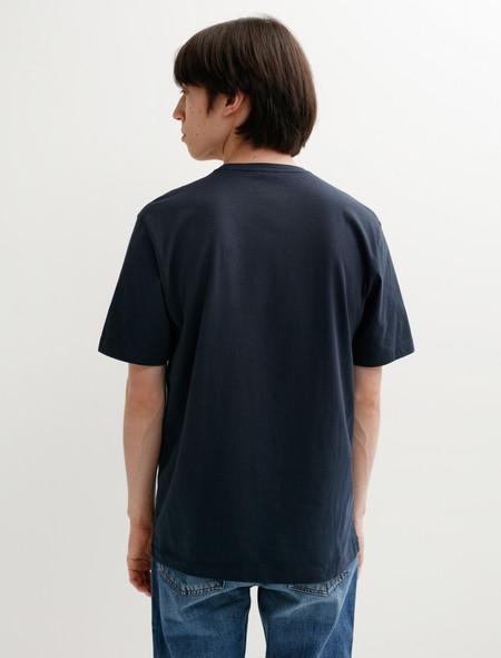 O Ballou Sicilia T-Shirt Navy