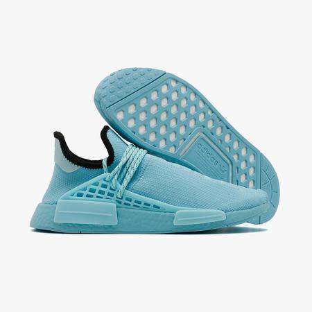 adidas Originals by Pharrell Williams HU NMD sneakers - blue