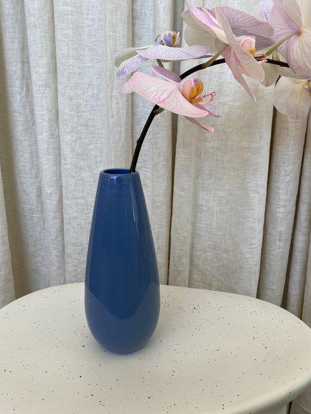 Vintage HAEGER VASE - BLUE
