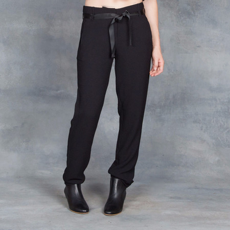 Sessun Levine Dress Pant in Black
