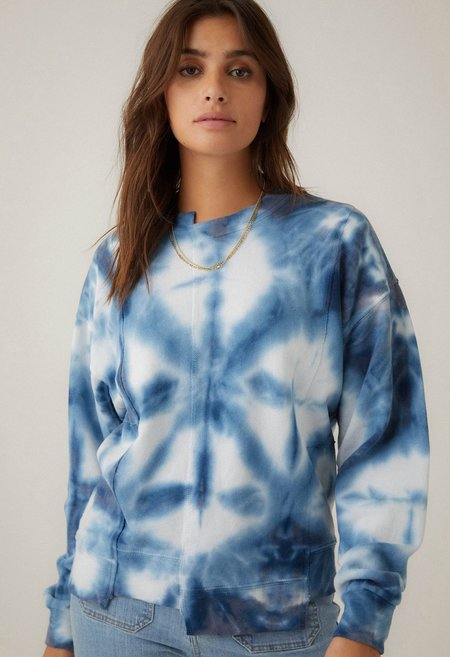 RG KANE Assembled Sweatshirt - Indigo