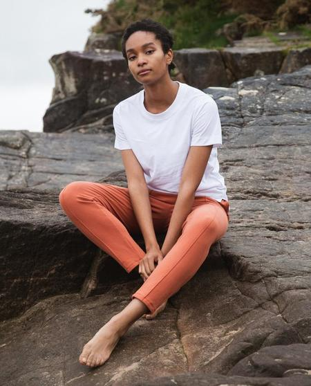 beaumont organic George Trousers - clay