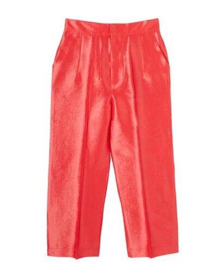 Michons Marigot  Pintuck Perfect Trousers