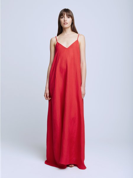 L'agence Hartley Dress - Flame Scarlet