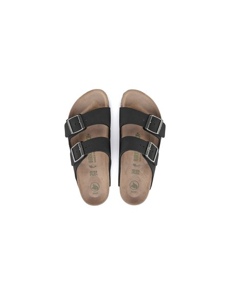 UNISEX Birkenstock Sandalias Arizona BF Earthy VEGAN sandal - Black