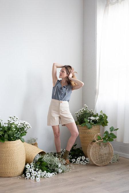 Devon's Drawer organic cotton Bloom Shorts