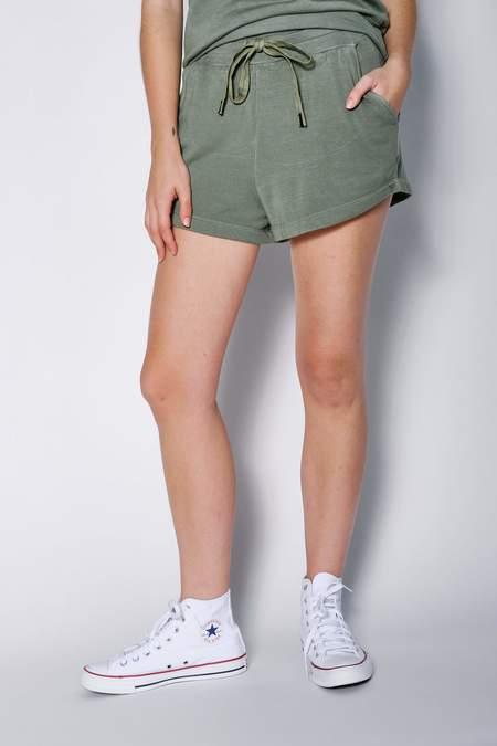 Stateside Softest Fleece Short - Moss