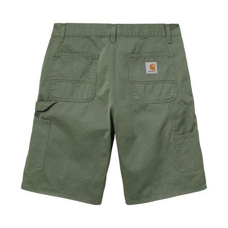 CARHARTT Ruck Single Knee Short - Dollar Green