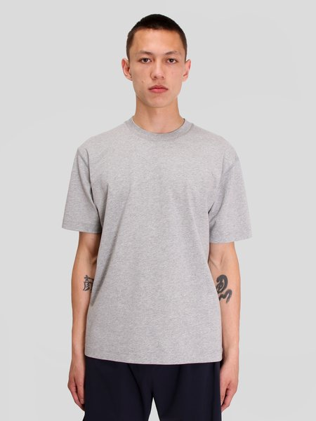 Reigning Champ Knit Mid Wt Jersey T-Shirt - H. Grey