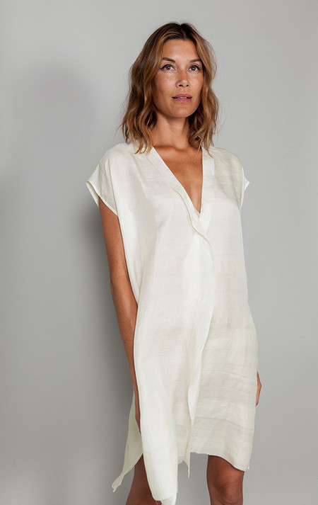Two New York Silk Tunic