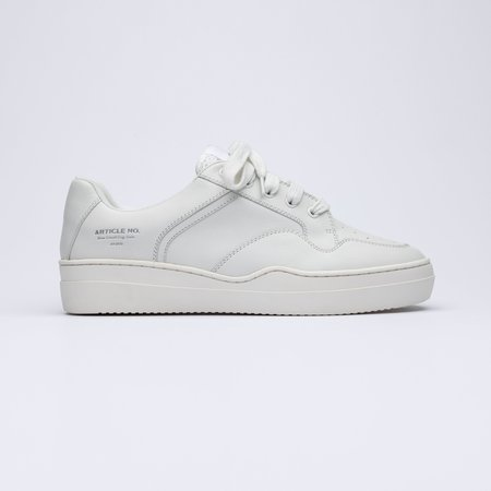 article nº 0922-01-01 sneakers - White