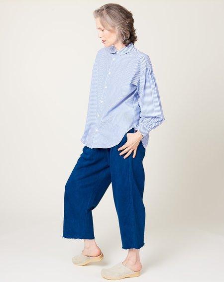 unisex Dr. Collectors Kyoto Pants - Vintage Indigo
