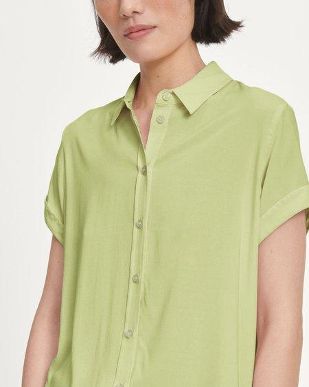 SAMSOE SAMSOE W Majan 9942 SS Shirt - Tarragon