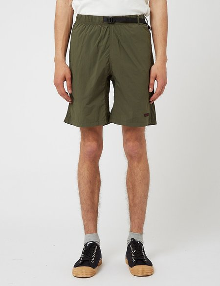 Gramicci Packable Twill G-Shorts -  Green